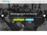 Solutions e-commerce sur mesure avec eTech