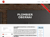Plombier Obernai