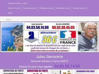 Jules Serrurier expert Carros