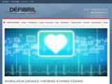 Défibrillateur cardiaque DAE