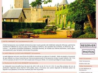 Vacances en hotel Carcassonne