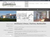 Architecte à Dreux, Rambouillet (Eure-et-Loir)