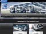 Sami-occasions, vente de camions et d'utilitaires d'occasion sur le grand-Ouest