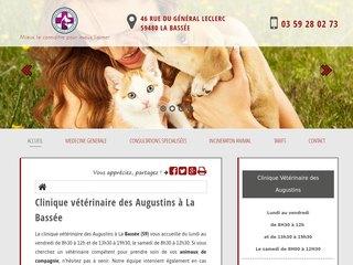 Votre Clinique vétérinaire des Augustins à La Bassée