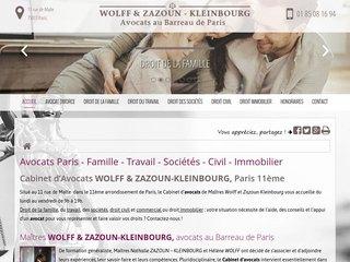 Avocat spécialiste en divorce à Paris 11eme