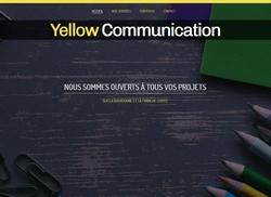 Yellow Communication création de site internet en Saone et Loire