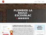 Plombier à La-Baule-Escoublac
