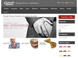 Cravate avenue, votre boutique de mode en ligne