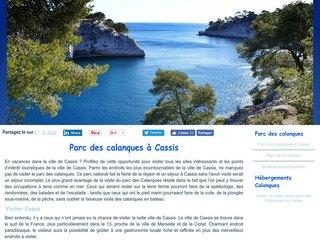 Offrez vous une visite sur Cassis