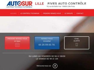 Contrôle technique automobile Lille