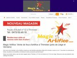 Magic Artifice: Feux d'artifice en vente en Belgique
