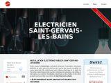 Electricien Saint-Gervais-Les-Bains
