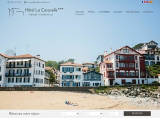 Hotel La Caravelle Saint Jean de Luz