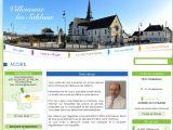 Site de la mairie de Villeneuve les Sablons - Picardie