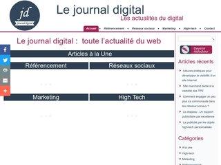 Journal Digital : les actualités du digital