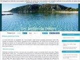 Découvrez le jardin du peintre en Corse