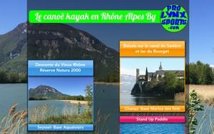 Ain Savoie Canoë Kayak