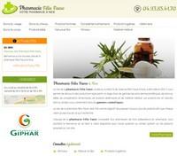 Produits pharmaceutiques bio