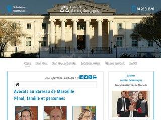 Avocat en droit pénal des affaires à Marseille
