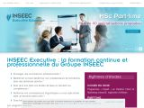 Les formations continues de l'INSEEC Executive