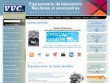 VVC - Equipements de qualité textile