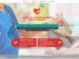 infirmière à Jonzac dans la Charente-Maritime