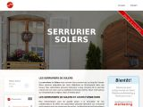 Serrurier solers
