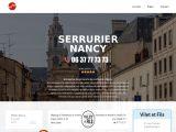 Serrurier Nancy