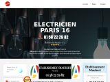 Electricien Paris 16