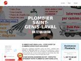 Plombier Saint-Genis-Laval